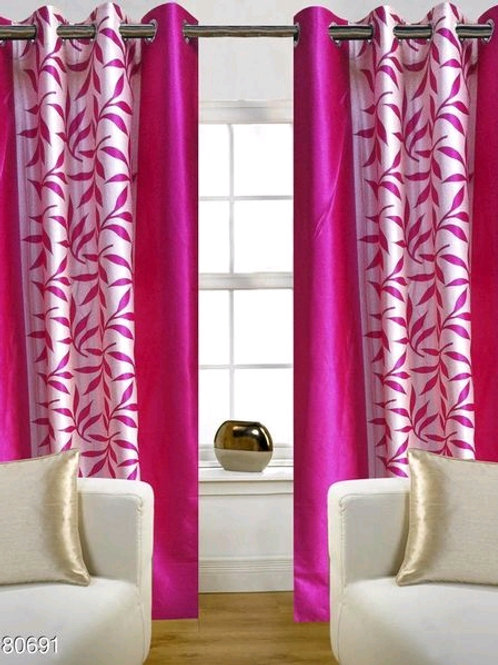 Classic Polyester Door Curtains Vol 1
