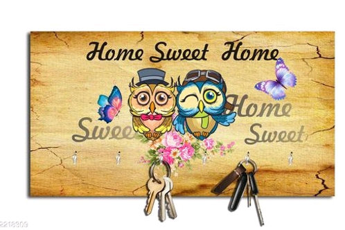 Dream Home Attractive Wooden Key Holders Vol 7