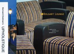 bolgart sofa - front
