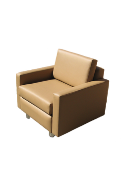 Toodyay Armchair latte leather