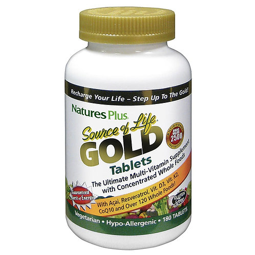 Gold Tablets