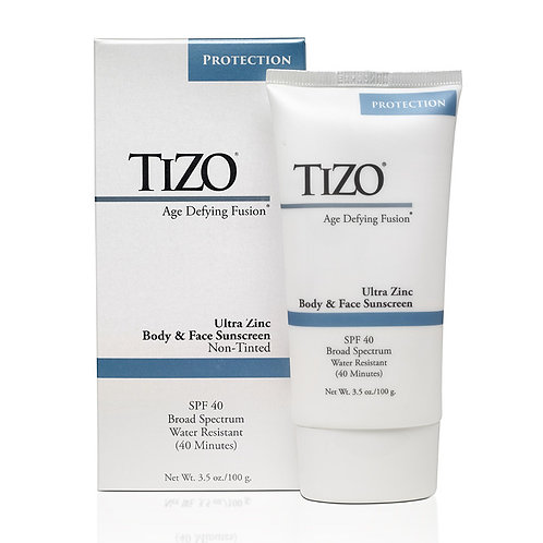 Ultra Zinc Mineral Sunscreen SPF 40 - Non-Tinted 100 g / 3.5 oz