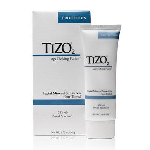 Tizo 2 FACIAL MINERAL SUNSCREEN SPF 40 (Great For Acne Skin)