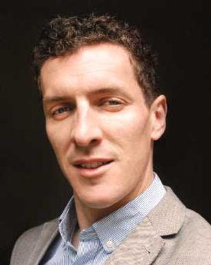 Dr Gearóid Ó Cuinn (Director)