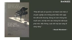 Tazaki Tsukuru không Màu Và Những Năm Tháng Hành Hương - Haruki Murakami