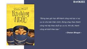 Ba Chàng Ngốc - Chetan Bhagat