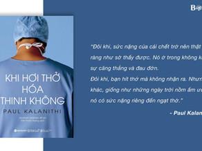 Khi Hơi Thở Hóa Thinh Không - Paul Kalanithi
