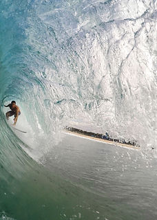 Man Surfing Big wave. Acupuncture for Men's Health & Wellness HealthWise Chinese Medicine Hong Kong