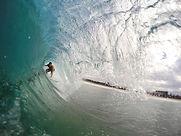 Une grande vague