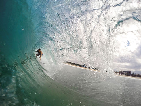 A Big Wave