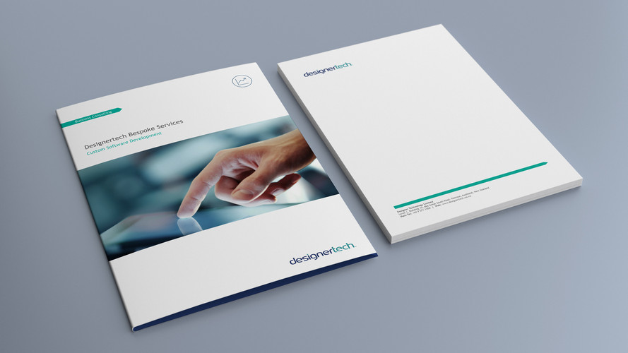 Designertech printed collaterals
