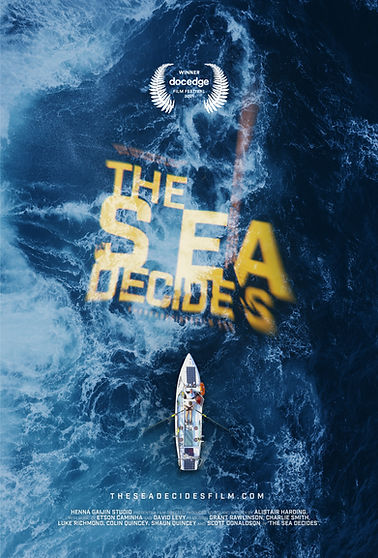 THE SEA DECIDES POSTER 686X1016 DOC EDGE
