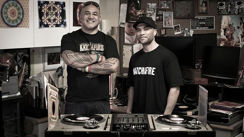 King Kapisi & DJ Styla