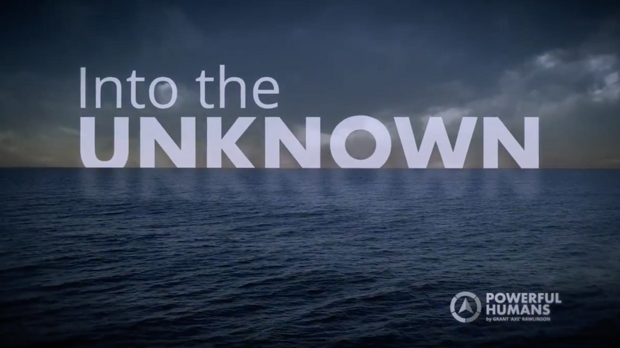 Powerful Humans' Into the Unknown adventure simulation workshop introduction video