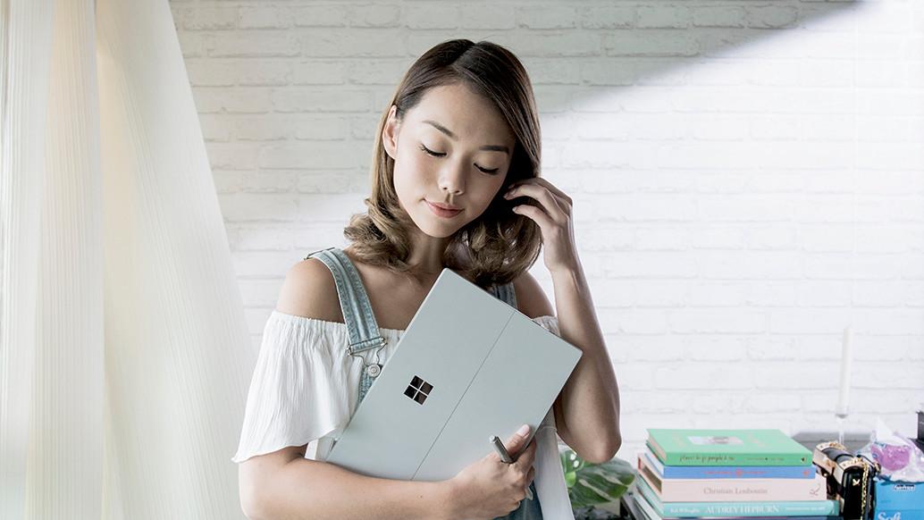 Andrea Chong –Microsoft Singapore