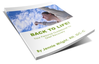 Back to Life Grief Workbook