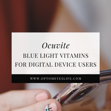Ocuvite® Blue Light Vitamins for Digital Device Users