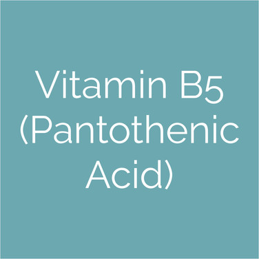 Vitamin B5 (Pantothenic Acid)