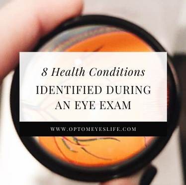 8 Health Conditions Identified During an Eye Exam