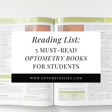 Reading List: 5 Must-Read Optometry Books for Students