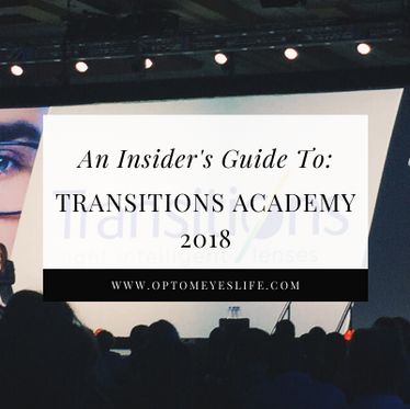 An Insider's Guide to Transitions Academy 2018