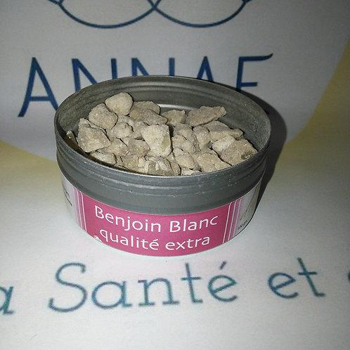 Encens résine Benjoin Blanc qualité extra