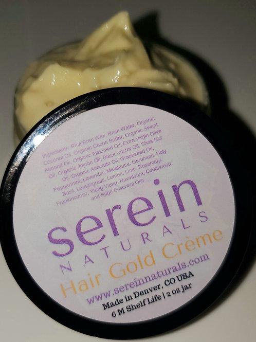 Hair Gold Crème