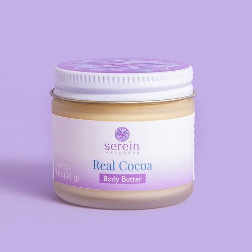 Real Cocoa Body Moisturizer