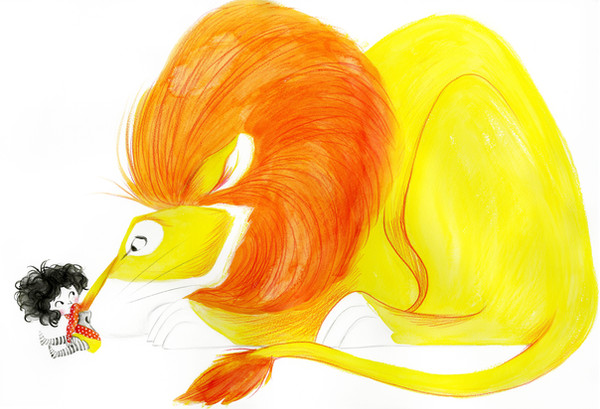 Little Lion Girl