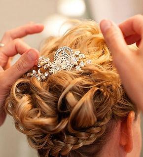 Bridal Hair, Arleigh Hair Makeup