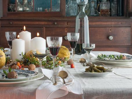 Table Setting, as novas não-regras!