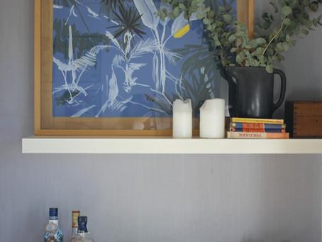Mini Bar - Um elemento de Home Styling