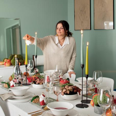 Overdose de Natal - A mesa senhores, a mesa!