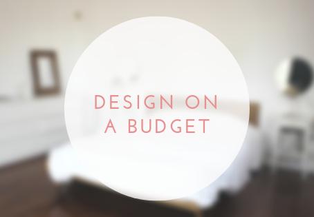 O Nosso quarto #Design on the budget
