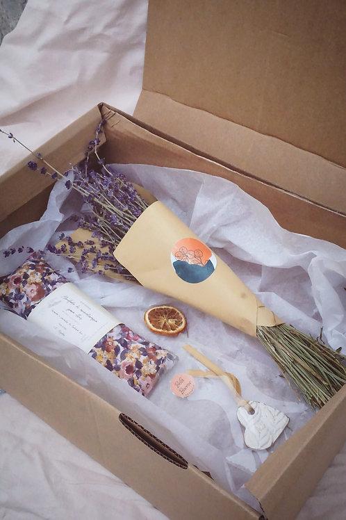 BOX LAVENDER
