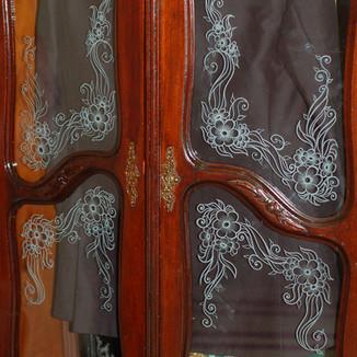 Porta de Guarda roupas