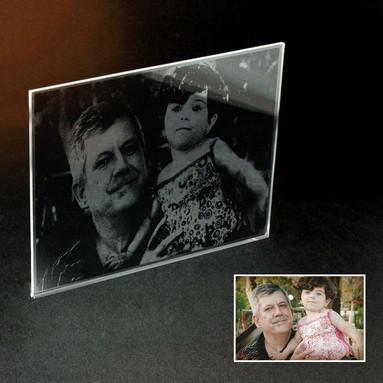 Avô e Neta