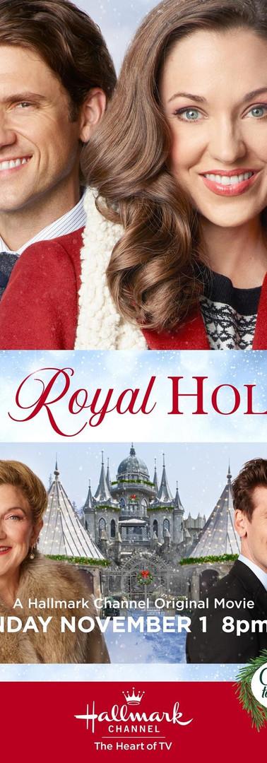 One Royal Holiday poster.jpg