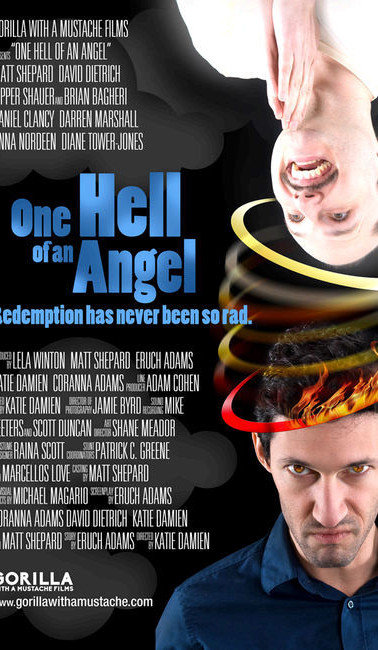 One hell of an angel poster.jpeg