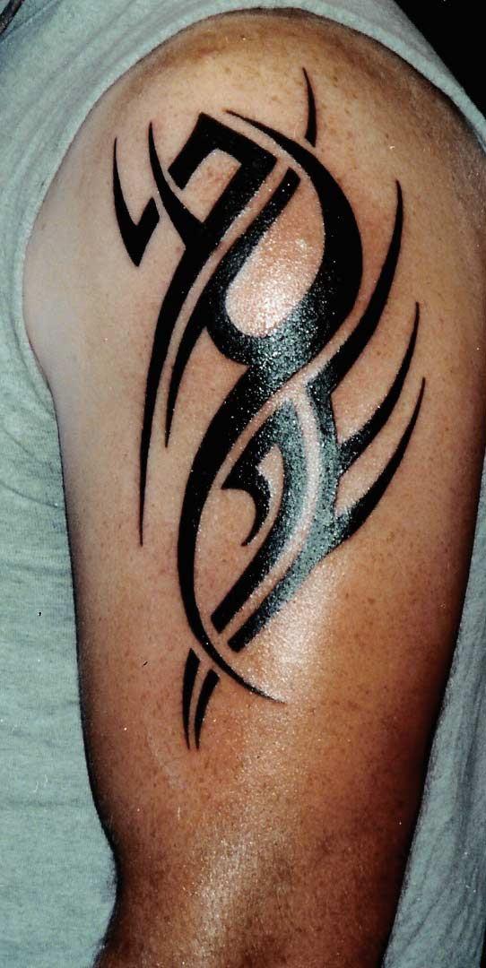 Freestyle Tribal.