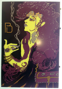 pause for a smoke 4 x 6 inch PCB board