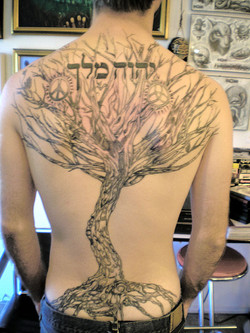 Complex Tree of Life.