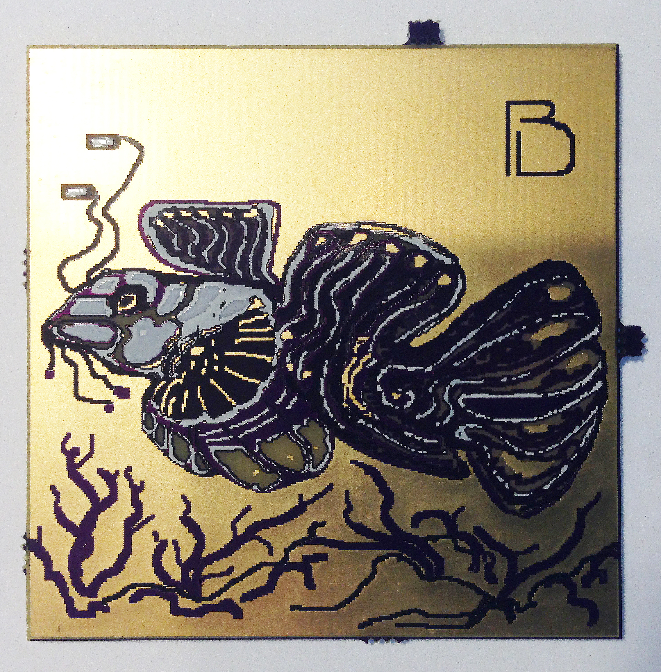 illuminationfish pcb board