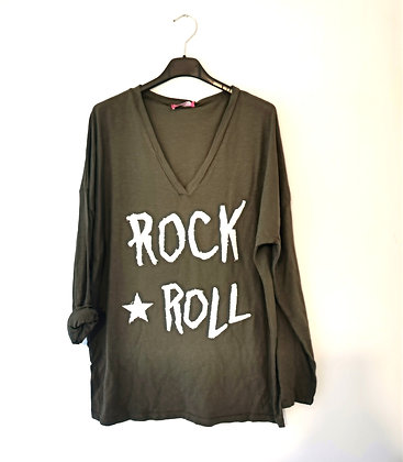 T-shirt Rock*Roll