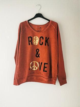Sweat Rock&Love