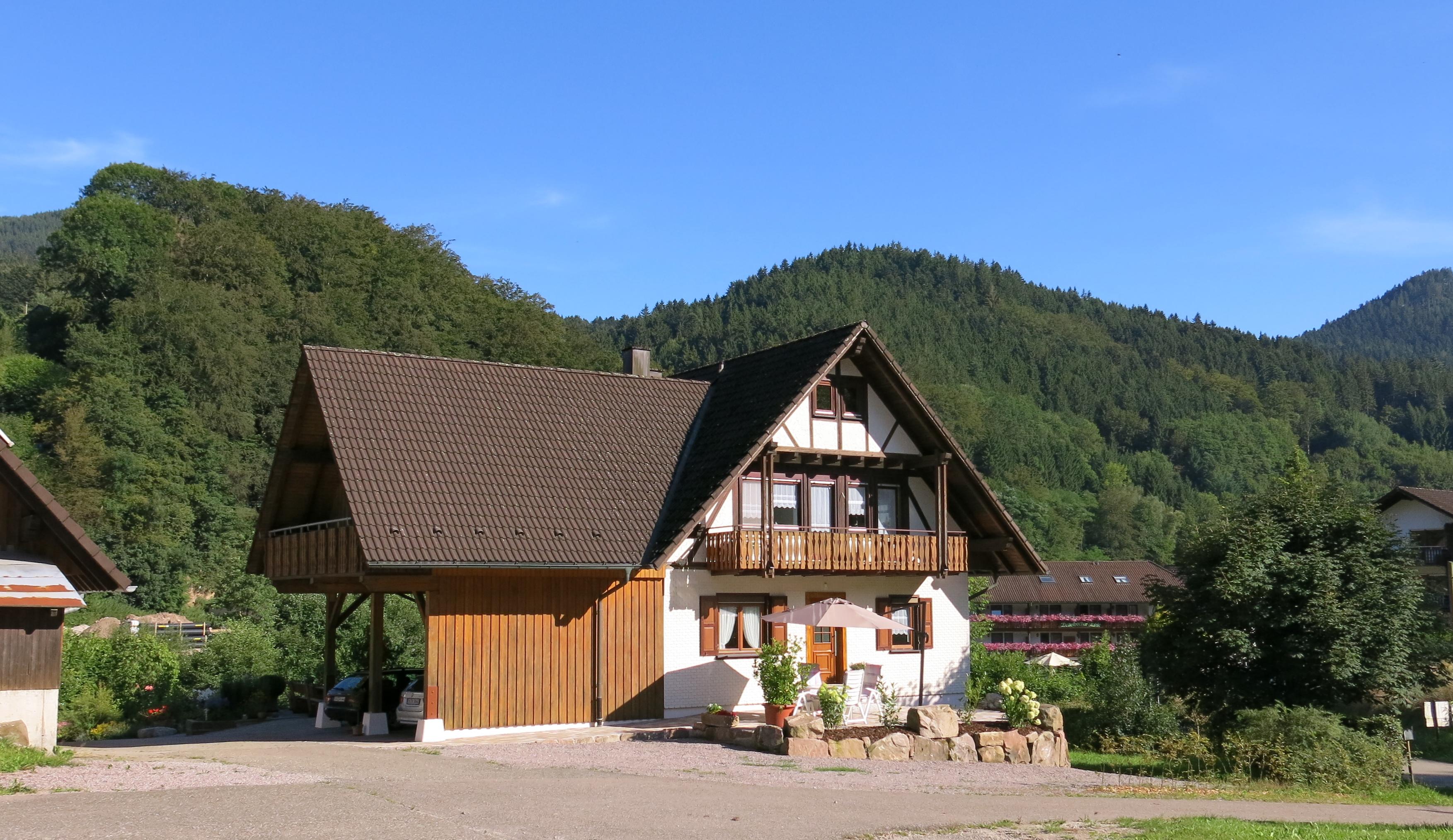 Ferienwohnung am Döttelbach