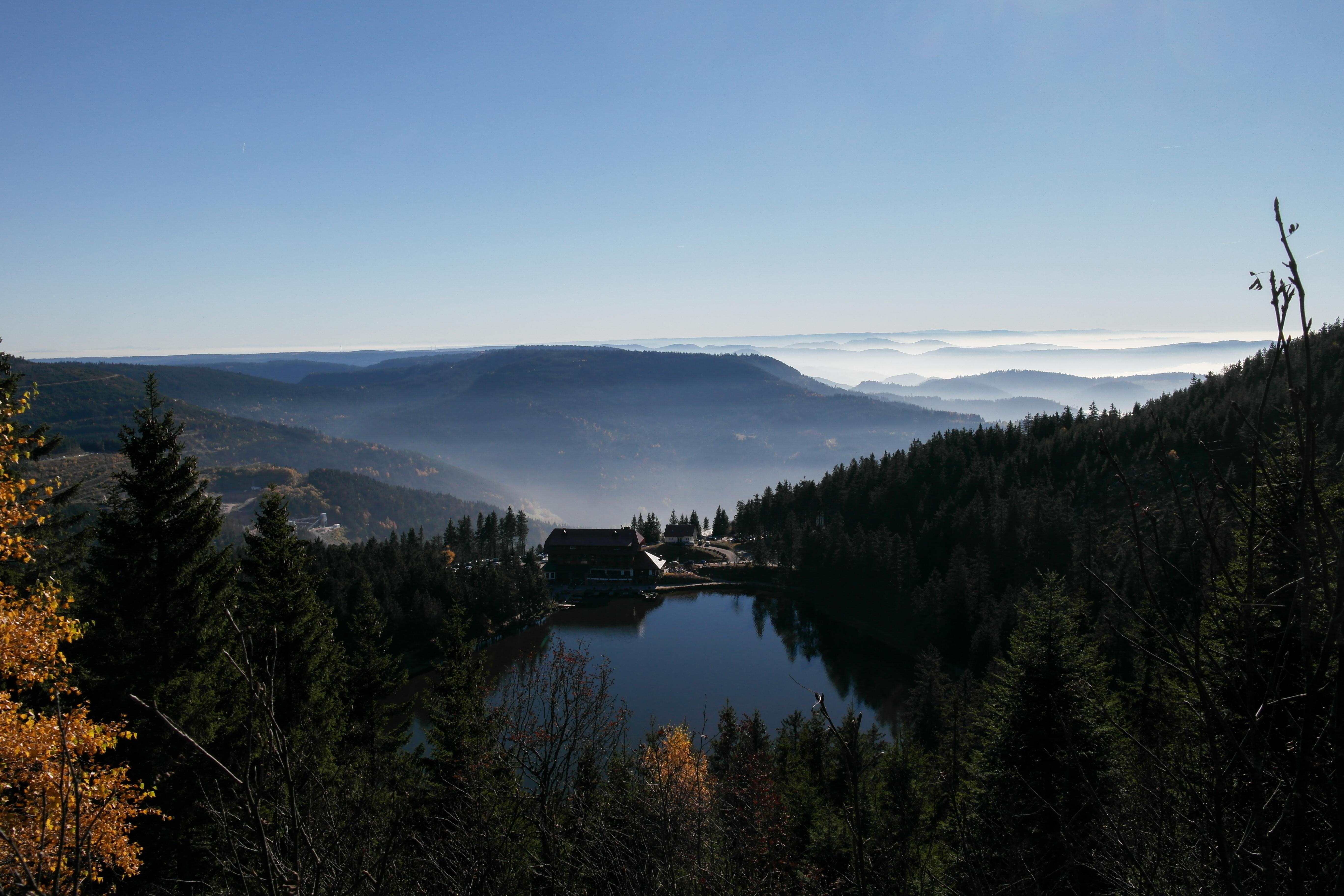 Schwarzwald Mummelsee