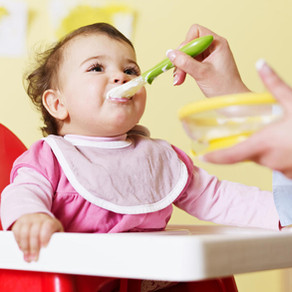 How much food should I feed my baby?