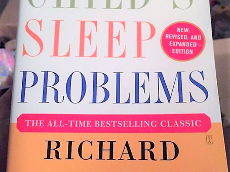 Sleep Training Techniques: Unpacked.......    --The Ferber Method--