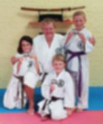 Martial Arts Fun